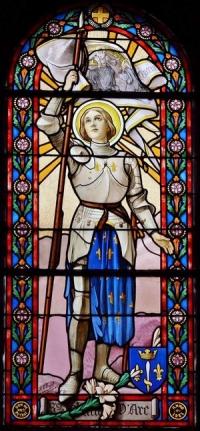 Ludwig XX, Heilige JJohanna von Orleans